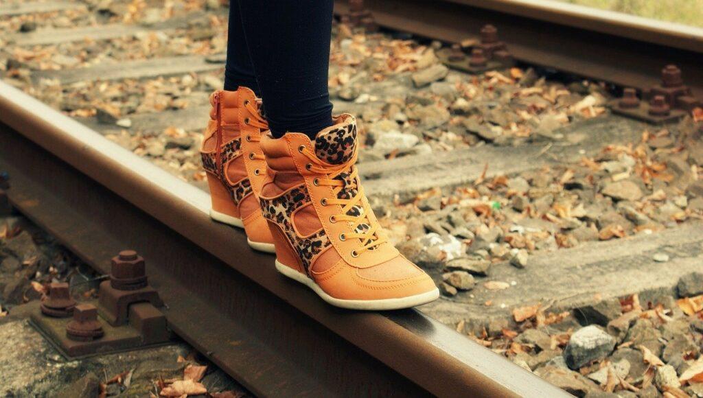 Proces produkcji obuwia
