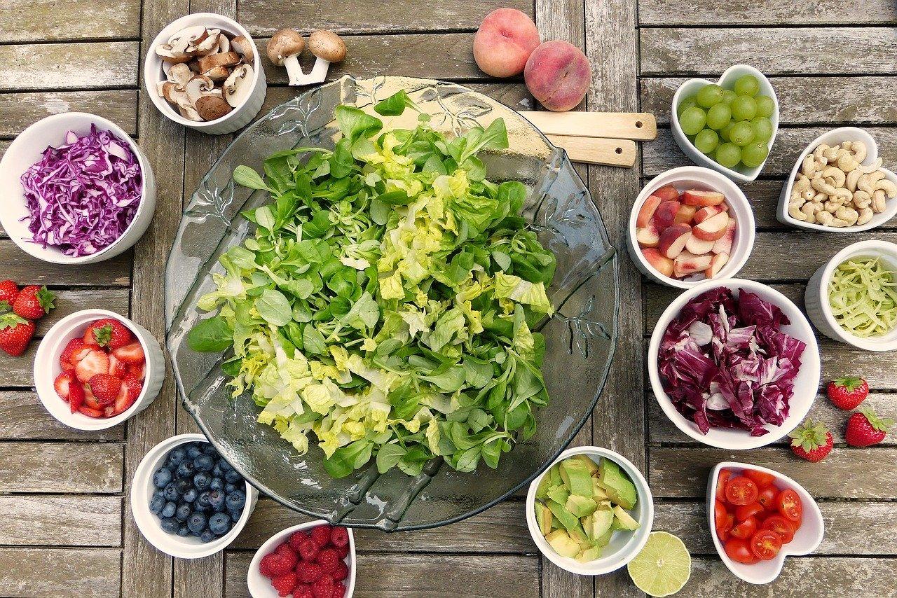 Dieta dla chorego na łuszczycę