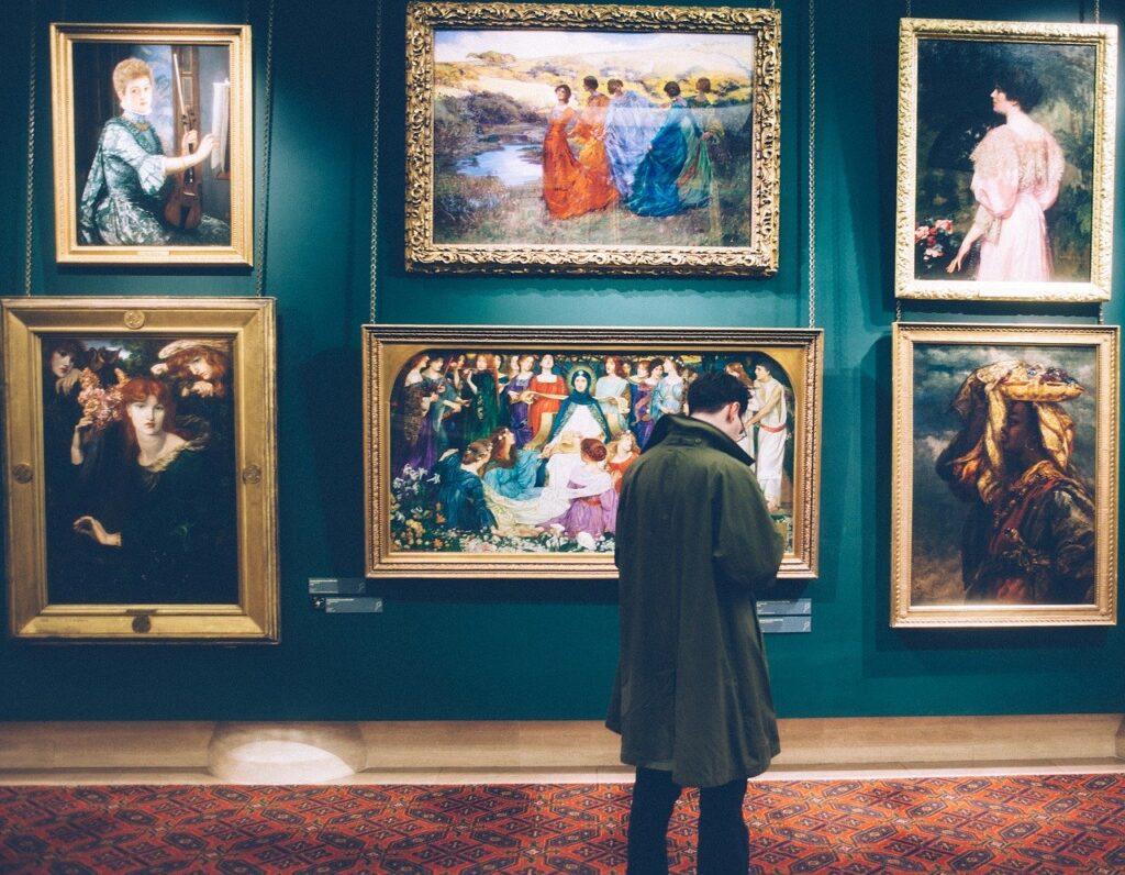 Art banking - inwestowanie w młode talenty